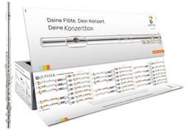 Flöten JUPITER