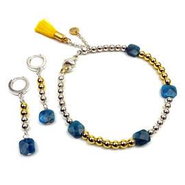 Perlenschmuck Edelsteinschmuck Silberschmuck Handgefertigt Armbänder Damenschmuck Schmucksets MB-DESIGN Schmuckherstellung