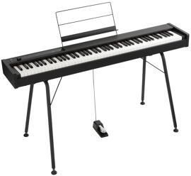 Elektronische Musikinstrumente Klaviere Korg