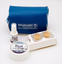 Senioren- & Behindertenbedarf Hörhilfen Blue