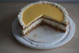Nahrungsmittel, Getränke & Tabak Hausgemachte Torte
