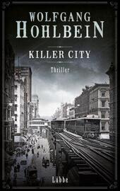 Kriminalroman Bastei Lübbe