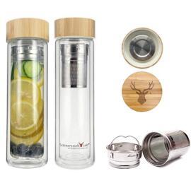Dekorative Flaschen Schwarzwald-Lab