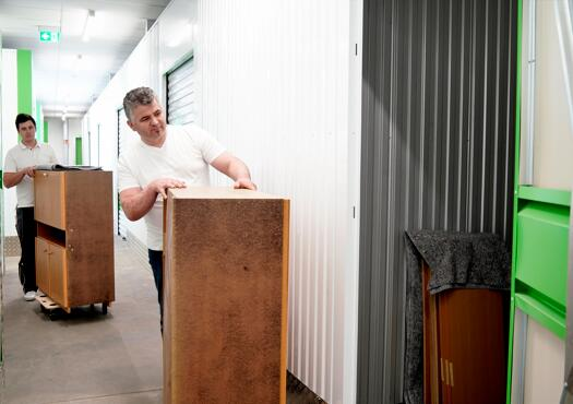 Lagerraum-Storage House