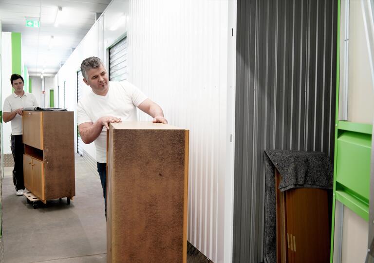 Lagerraum-Storage House Ilsfeld