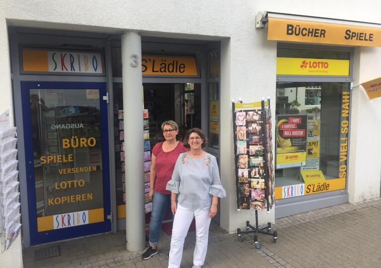 SKRIBO S'Lädle Pleidelsheim