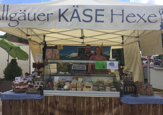 Allgäuer Käse Hexe