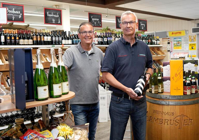 Wein- & Getränkehaus Armbruster Flein