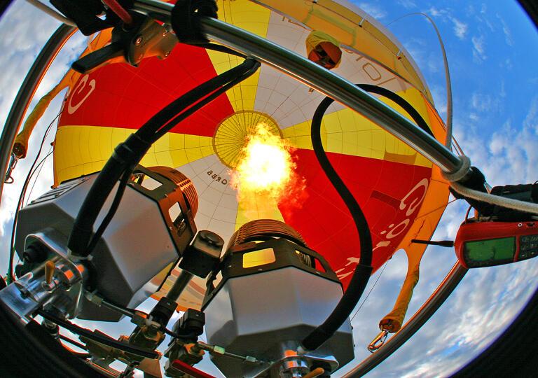 Ballonfahrten Brandmeier St.Leon-Rot