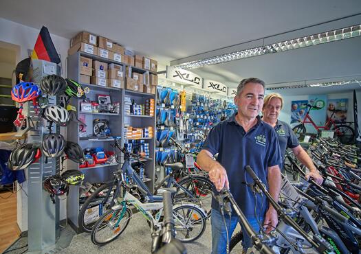 e-bike-shop Rückenwind