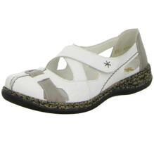 Schuhe Slipper Rieker