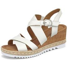 Schuhe Sandaletten Keilsandaletten Ecco