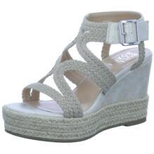 Schuhe Sandaletten Keilsandaletten Bullboxer