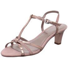 Schuhe Sandaletten Riemchensandaletten Tamaris