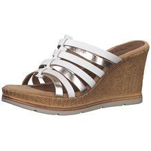 Schuhe Pantoletten Keilpantoletten Tamaris