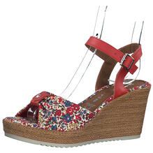 Schuhe Sandaletten Keilsandaletten Tamaris