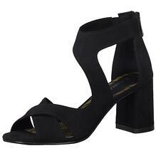 Schuhe Sandaletten Riemchensandaletten Marco Tozzi