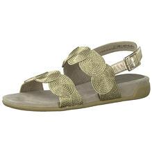 Schuhe Sandaletten Komfort Sandalen Marco Tozzi