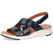 Schuhe Sandaletten Komfort Sandalen Caprice